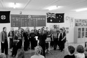 CD launch, Moruya 2009